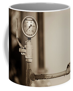 No Pressure Coffee Mug