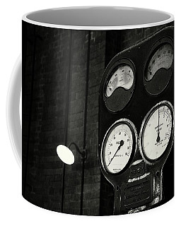 No Pressure Coffee Mug by Tim Nichols
