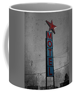 No Tell Motel Coffee Mug