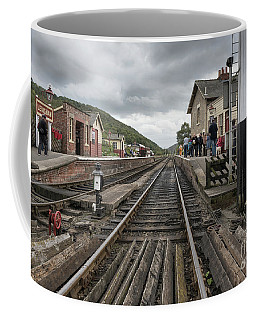 No Trains Today Coffee Mug