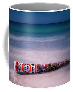 No Wake Coffee Mug by Jerry Golab