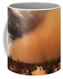 Nowhere To Hide Coffee Mug