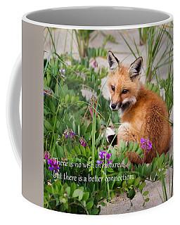 No Wifi Square Coffee Mug