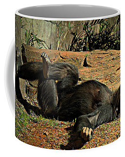 Coffee Mug featuring the photograph No Worries by Jessica Brawley