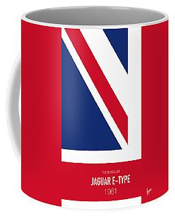 No007 My Austin Powers Minimal Movie Car Poster Coffee Mug