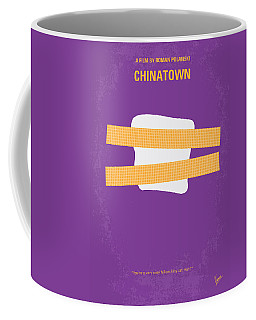 No015 My Chinatown Minimal Movie Poster Coffee Mug