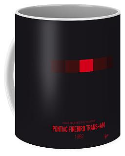 No019 My Knight Rider Minimal Movie Car Poster Coffee Mug