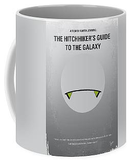 No035 My Hitchhiker Guide Minimal Movie Poster Coffee Mug