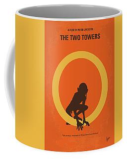 No039-2 My Lotr 2 Minimal Movie Poster Coffee Mug
