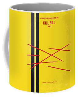 No049 My Kill Bill-part2 Minimal Movie Poster Coffee Mug