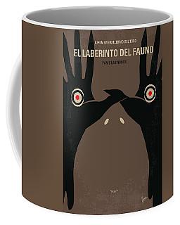 No061 My Pans Labyrinth Minimal Movie Poster Coffee Mug