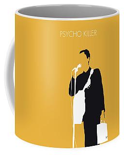 No064 My Talking Heads Minimal Music Poster Coffee Mug