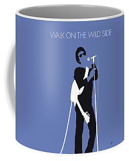 No068 My Lou Reed Minimal Music Poster Coffee Mug