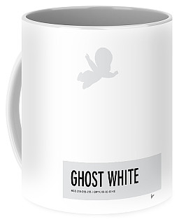 No09 My Minimal Color Code Poster Casper Coffee Mug