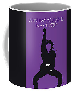 No091 My Janet Jackson Minimal Music Poster Coffee Mug