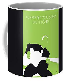 No096 My Lead Belly Minimal Music Poster Coffee Mug