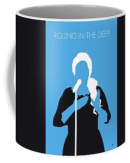 No099 My Adele Minimal Music Poster Coffee Mug