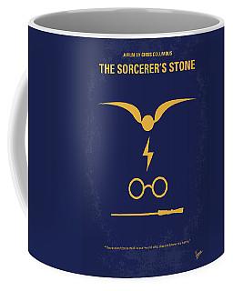No101-1 My Hp - Sorcerers Stone Minimal Movie Poster Coffee Mug