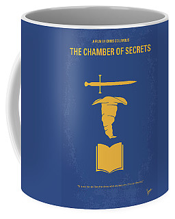 No101-2 My Hp - Chamber Of Secrets Minimal Movie Poster Coffee Mug