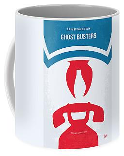 No104 My Ghostbusters Minimal Movie Poster Coffee Mug