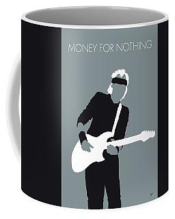 No107 My Mark Knopfler Minimal Music Poster Coffee Mug