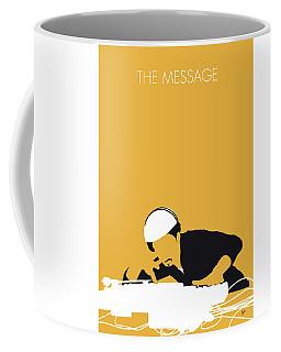 No114 My Grandmaster Flash Minimal Music Poster Coffee Mug