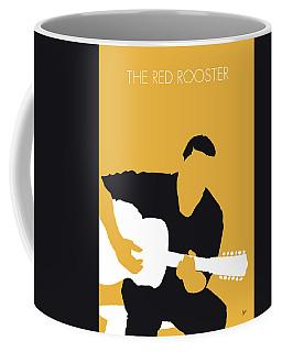 No124 My Howlin Wolf Minimal Music Poster Coffee Mug