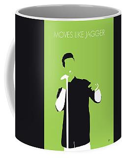 No126 My Maroon 5 Minimal Music Poster Coffee Mug