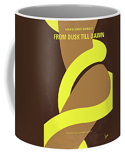 No127 My From Dusk This Dawn Minimal Movie Poster Coffee Mug