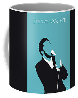 No135 My Al Green Minimal Music Poster Coffee Mug
