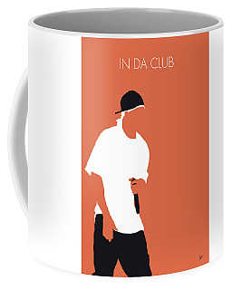 No153 My 50 Cent Minimal Music Poster Coffee Mug