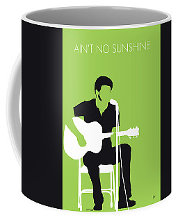 No156 My Bill Withers Minimal Music Poster Coffee Mug