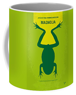 No159 My Magnolia Minimal Movie Poster Coffee Mug