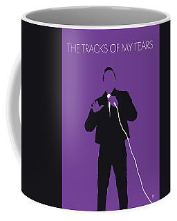 No161 My Smokey Robinson Minimal Music Poster Coffee Mug