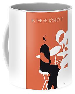No163 My Phil Collins Minimal Music Poster Coffee Mug