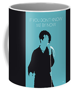No165 My Simply Red Minimal Music Poster Coffee Mug