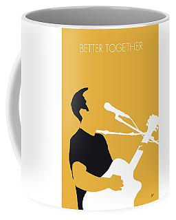 No174 My Jack Johnson Minimal Music Poster Coffee Mug