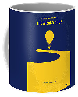 No177 My Wizard Of Oz Minimal Movie Poster Coffee Mug