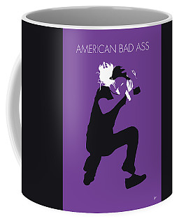 No181 My Kid Rock Minimal Music Poster Coffee Mug