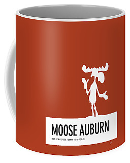 No19 My Minimal Color Code Poster Bullwinkle Coffee Mug
