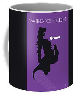 No201 My Jennifer Lopez Minimal Music Poster Coffee Mug