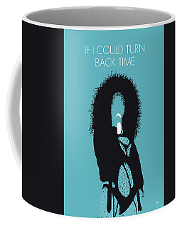 No205 My Cher Minimal Music Poster Coffee Mug