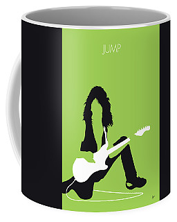 No206 My Vanhalen Minimal Music Poster Coffee Mug