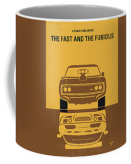 No207 My The Fast And The Furious Minimal Movie Poster Coffee Mug