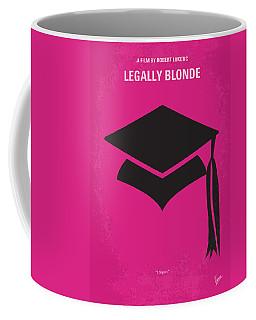 No301 My Legally Blonde Minimal Movie Poster Coffee Mug