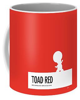 No41 My Minimal Color Code Poster Toad Coffee Mug