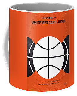 No436 My White Men Cant Jump Minimal Movie Poster Coffee Mug