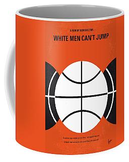 No436 My White Men Cant Jump Minimal Movie Poster Coffee Mug