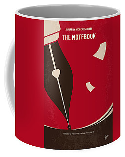 No440 My The Notebook Minimal Movie Poster Coffee Mug