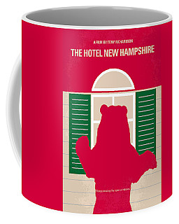 No443 My The Hotel New Hampshire Minimal Movie Poster Coffee Mug